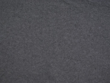Polar Fleece grau - meliert