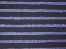 "Sweat Hilco ""Stripe Sweat"" dunkelgrau - jeansblau"