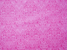 """Hilde"" Outdoor - Ornamente pink"